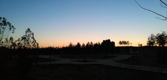 Le temps sunrising images stock
