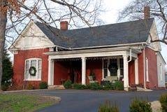 Le Tennessee à la maison d'avant-guerre 72 Photo libre de droits