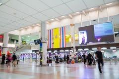 Le terminal de l'aéroport international de Phuket, Thaïlande Photographie stock libre de droits