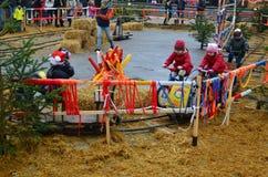 Le terrain de jeu des enfants, Vienne Images libres de droits