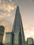 Le tesson à Londres Photographie stock