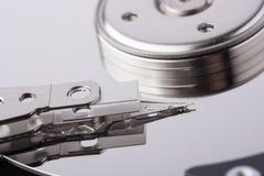 Le teste di HDD si chiudono su Immagine Stock Libera da Diritti