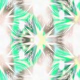 Le texte de kaléidoscope de batik peut Photo stock