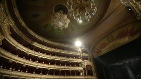 Le théâtre de Bolshoi