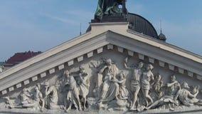 Le théâtre de Lviv de l'opéra et du ballet clips vidéos
