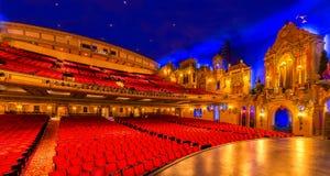 Le théâtre de palais de Louisville image libre de droits