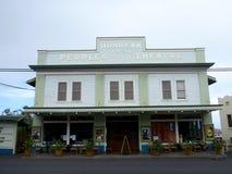 Le théâtre des personnes historiques de Honokaa Photos stock