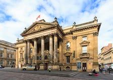 Le théâtre royal Images libres de droits