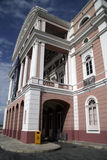 Le théatre de l'opéra de Manaus photos libres de droits