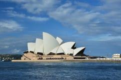 Le théatre de l'$opéra de Sydney Image stock