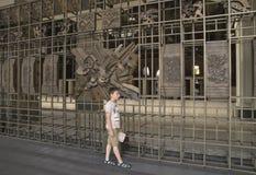 Le théatre de l'opéra principal de Turin Photographie stock