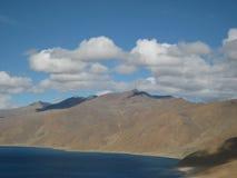 Le Thibet, montagnes Photographie stock libre de droits