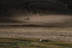 Le Thibet occidental large Photos libres de droits