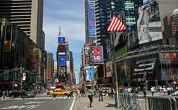 Le Times Square images stock