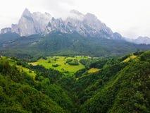 Le Tirol du sud Photographie stock