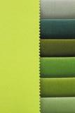 Le tissu échantillonne le fond Photo stock