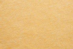 Le tissu de coton jaune a donné au fond une consistance rugueuse, conception de modèle de mode Image stock