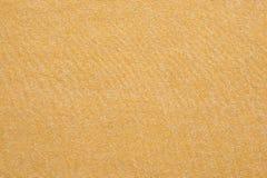 Le tissu de coton jaune a donné au fond une consistance rugueuse, conception de modèle de mode Images libres de droits