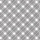 Le tissu texturisé de plaid modèle sans couture Photographie stock