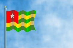 Le Togo Photo libre de droits