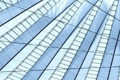 Le toit du Sony-Centre Photo libre de droits