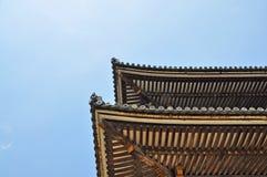 toit japonais image stock image du architecture oriental 31421369. Black Bedroom Furniture Sets. Home Design Ideas