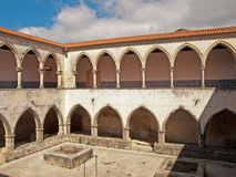 Le Tomar-Portugal Images stock