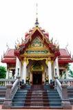 Le tombeau Chanthaburi de pilier de ville Images libres de droits