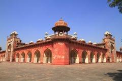 Le tombeau d'Akbar Photographie stock libre de droits