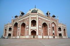 Le tombeau de Humayun Image libre de droits