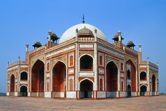 Le tombeau de Humayun, Inde - #2 Photos stock