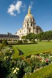 Le tombeau de Napoleon chez Les Invalides Photographie stock