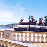 Le tombeau de Rizal Image libre de droits