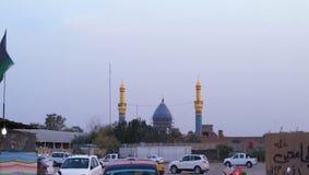 Le tombeau de Syed Mohammed Sabba Al Dujail Image libre de droits