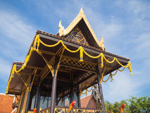 Le tombeau du Roi Naresuan Photo stock