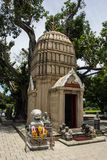 Le tombeau du Roi Prasat-Thong à Coup-PA-dans le palais d'été Photo stock