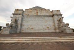 Le tombeau du souvenir à Melbourne, Australie Image libre de droits