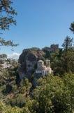 Le Torretta Pepoli - peu de château et château médiéval de Vénus Images libres de droits