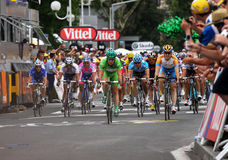 Le-Tour de France 2009 - ringsum 4 Lizenzfreie Stockfotos