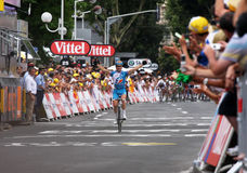 Le Tour de France 2009 - Round 4 Royalty Free Stock Images