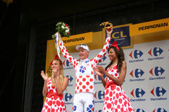 Le Tour de France 2009 - Round 4 Stock Photos