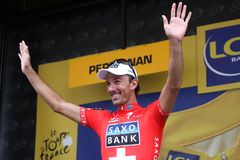 Le Tour de France 2009 - Round 4 Royalty Free Stock Image