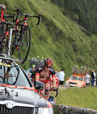 Le Tour de France detail Royalty Free Stock Photo