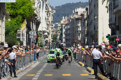 Le Tour de France 2013 - Stage Four Royalty Free Stock Image