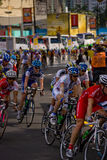 Le Tour de Langkawi 2008 Kuala Lumpur Stock Photo