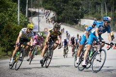 Le Tour de Langkawi 2009 - fase 5 Fotografie Stock Libere da Diritti