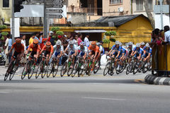 Le Tour de Langkawi 2011 Royalty Free Stock Photography