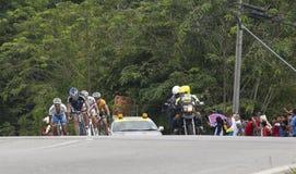 Le Tour de Langkawi 2011 stage 7 Stock Photography