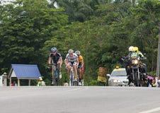 Le Tour de Langkawi 2011 stage 7 Royalty Free Stock Photos
