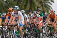 Le Tour de Langkawi 2011 stage 7 Stock Photo
